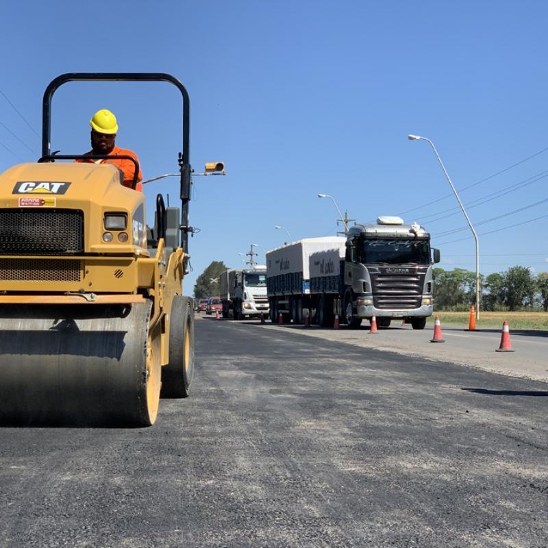 Bacheos de asfalto