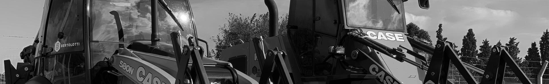 Alquiler de máquinas viales - Bertolotti